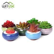 Cute Succulent Pots Online Get Cheap Decorating Pot Aliexpress Com Alibaba Group