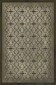 pattern vi yellow on yellow herringbone vinyl vct tile flooring or