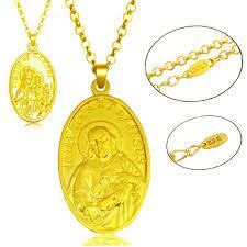 wholesale jewelry necklace images Buy vintage jesus figure pendant necklace virgin jpg