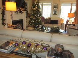 christmas decorations for sofa table dining room beautiful decorating with pine cones and christmas