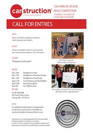 canstruction 2017 call for entries aia akron