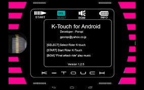 diend driver apk k touch for android for android free on mobomarket