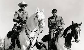 The Lone Ranger and Tonto in