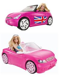 barbie toy cars there is no such thing as a u0027chick car u0027