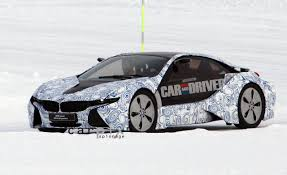 future cars 2014 bmw i3 and i8 spy photos u2013 future cars car and driver blog