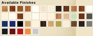 Choose From Panzas Exclusive Formulated Heirloom Finishes Or Our - Finish for kitchen cabinets