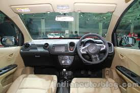 suv honda inside honda india u0027s 7 seat compact suv unveiling at auto expo 2016