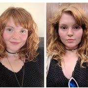 is deva cut hair uneven in back deva cut services sensa salon seattle