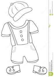 canvas shoe clothes coloring pages print page baby washing