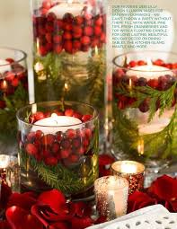 Floating Candle Centerpiece Ideas Home Design Nice Handmade Christmas Centerpieces Centerpiece