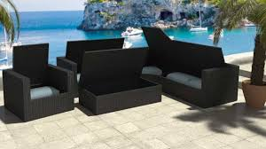 Outdoor Rattan Corner Sofa Artelia Outdoor Rattan Corner Sofa Set With Clever Storage Space