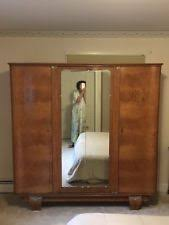 MidCentury Modern Antique Beds  Bedroom Sets EBay - Antique mid century modern bedroom furniture