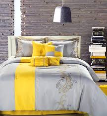 Men Home Decor Accessories Charming Grey And Yellow Bedroom Puprogram Ucwords