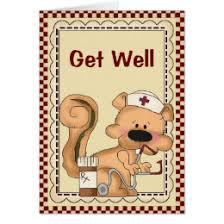 card for sick person sick person cards greeting photo cards zazzle