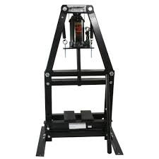 black bull 12 ton a frame shop press 800913 the home depot