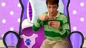 blue u0027s clues 02x06 what was blue u0027s dream about video dailymotion