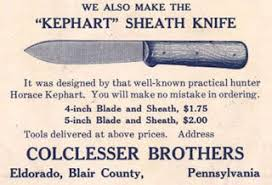 Printable Knife Templates Project Kephart Part 1 The Truth About Knives