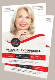 cheap funeral programs 11 funeral flyer templates free psd eps ai format