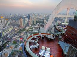Top Rooftop Bars Singapore Top 10 Rooftop Bars In Bangkok Thailand Travel Inspiration