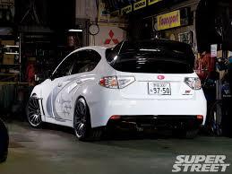 subaru hatchback custom rally 2008 subaru impreza wrx sti grb a l aunsport japan super street