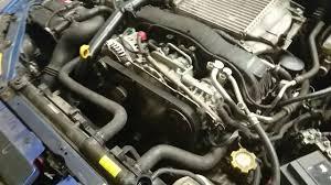 subaru impreza diesel subaru impreza diesel motortausch deutsch engine change german