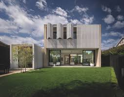 hiding house contemporary compact house with features that reduce