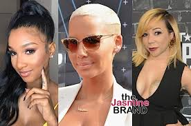 Tiny by Amber Rose Defends Bernice Burgos Tiny Should Call Her