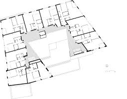 apartment building floor plan gallery of apartment building on the willem wilminkplein onix 21