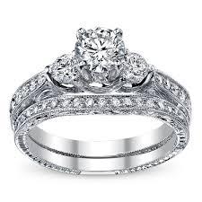 cheap wedding sets closeout sale enthralling cheap diamond bridal ring set 1 carat