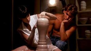 film ghost scene pottery 25 years after ghost the surprising history behind unchained