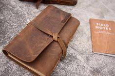 rustic leather photo album personalized leather photo album rustic memory leather album