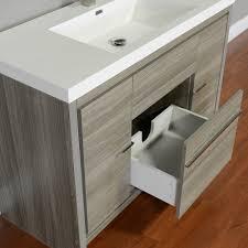 Bathroom Vanity Gray by Alya Bath At 8060 G 48