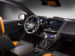 ford bronco 2018 interior 2018 ford focus rs vs st seat carstuneup carstuneup