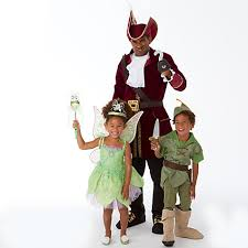 Captain Hook Halloween Costume Coordinated Halloween Costumes Twins Triplets Siblings