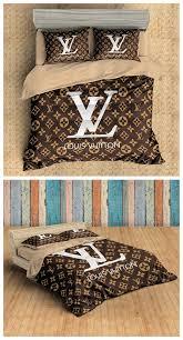 louis vuitton bedroom set fashion brands louis vuitton duvet cover set beddings