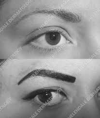 Hair Stroke Eyebrow Tattoo Nyc Permanent Makeup Microblading Rochester Ny Helendale