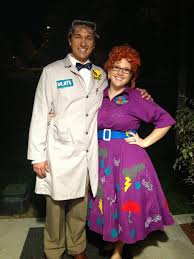 Dos Equis Halloween Costume Halloween Costumes Bill Nye Science Guy Frizzle