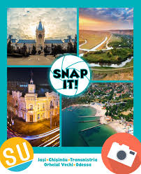 Map Snap Europe by