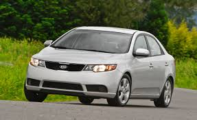 kia vehicles list 2010 kia forte u2013 instrumented test u2013 car and driver