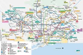 Metro Time Table Barcelona Metro Map Timetable And Useful Information