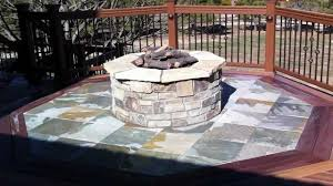 Natural Gas Fire Pit Kit Gas Fire Pit Installation Installing A Gas Fire Pit Part 2 Youtube