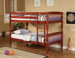 Best Cherry Bunk Beds  Cherry Bunk Beds Furniture  Modern Bunk - Leons bunk beds