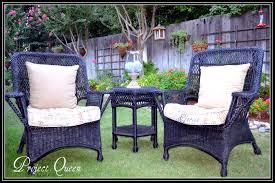 Rolston Wicker Patio Furniture - painted wicker furniture ideas wicker patio furniture