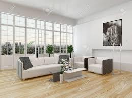 canapé lolet intérieur maison de volet avec fenêtre et canapé blanc