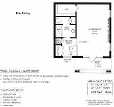 cabana plans ashley pool house floor plan pools pinterest pool houses