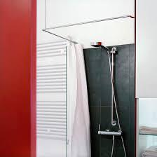 supporto tenda doccia tenda doccia a ombrello awesome bastone per doccia ad lato