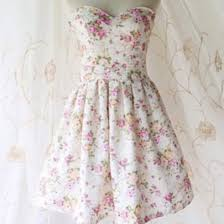 dress flowered colorful cute hippie hipster girly short