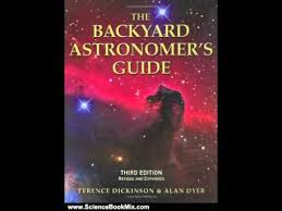backyard astronomers guide science book review the backyard astronomer s guide by terence