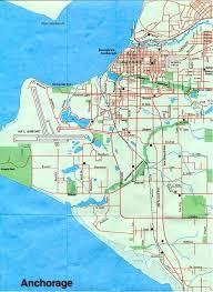 us map anchorage alaska hilltop ski area ski trail map alaska united states mappery