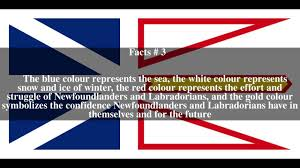 Facts About The Flag Flag Of Newfoundland And Labrador Top 5 Facts Youtube